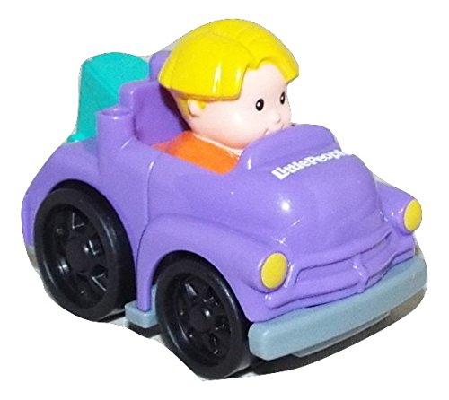 little people wheelies garage - 2