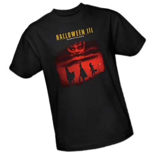 Season of the Witch -- Halloween III Adult T-Shirt, XX-Large for $<!--$22.95-->