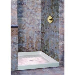 Fiberglass Shower Walls (Mustee Durabase Fiberglass Shower Floor Rectangular 34