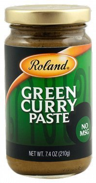 Top roland yellow curry paste