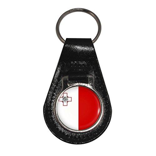 Malte En De Cuir Drapeau Porte 1stopshops Motif clés O0xwCpzq