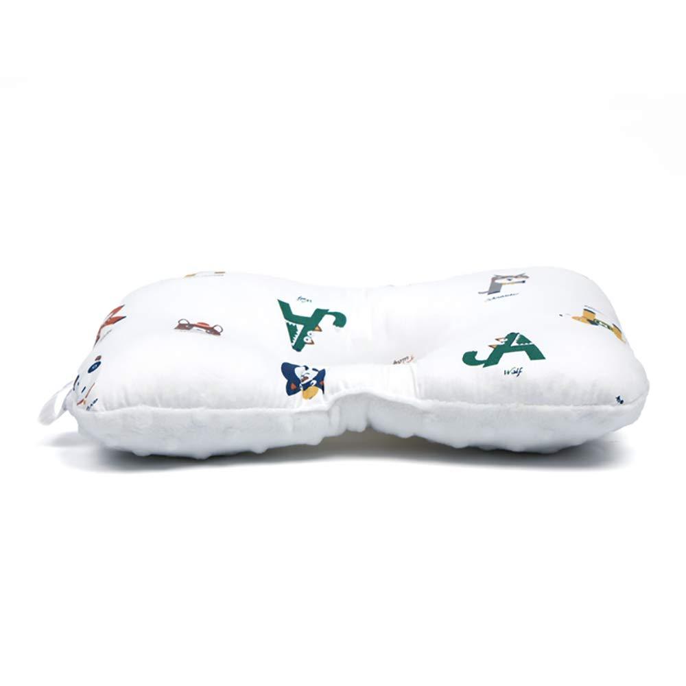 Blue Rocket TEALP Newborn Baby Pillow for Flat Head Baby Head Shaping Pillow 0-12 Months