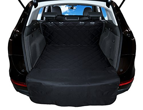 - ALFHEIM Cargo Liner, Dog Cargo Liner for SUV, Universal Fit for Any Animal. Durable Liner Covers(Standard)