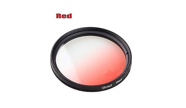 Market/&YCY Gray Gradient Filter for Canon Nikon Sony All Brands of 58mm Digital SLR Camera Lens