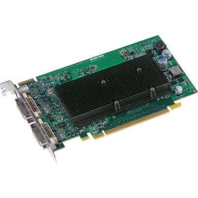 Matrox Graphics M9120-E512F M9120 PCIe x16 512MB DDR2 DVI Dualhead RoHS