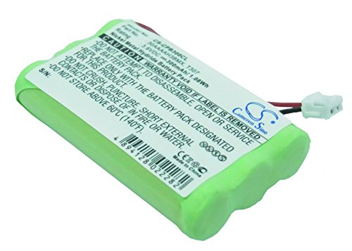 300mAh Replacement Battery For BINATONE ON AIR 1000, 2210 ()