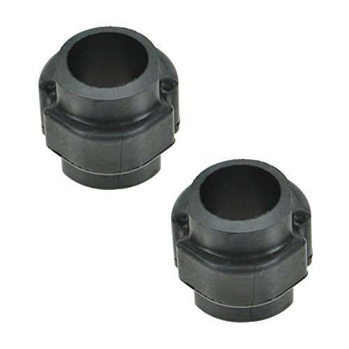 Front Sway Bar Frame Bushings Pair Set of 2 for Audi A4 A6 Quattro S4 S6 RS4