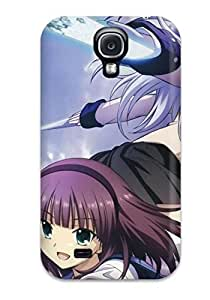 nazi diy 9824068K88301899 Scratch-free Phone Case For Galaxy S4- Retail Packaging - Angel Beats