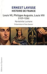HISTOIRE DE FRANCE LAVISSE T05 LOUIS VII PHILIPPE-