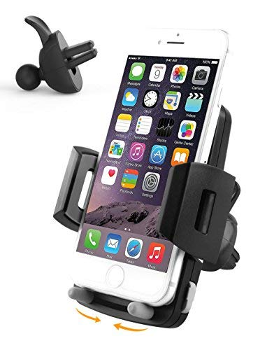 Soporte Movil Coche, Car Holder para Air Caring Elegear Car Mount Universal Mobile Phone Holder