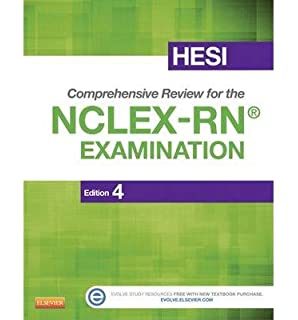 Hesi comprehensive review for the nclex rn examination 4e hesi comprehensive review for the nclex rn examination author fandeluxe Gallery