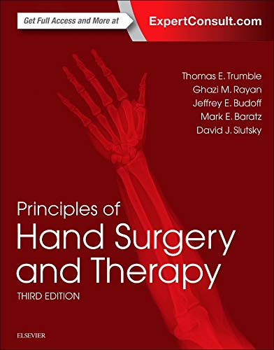 Principles of Hand Surgery and Therapy - http://medicalbooks.filipinodoctors.org