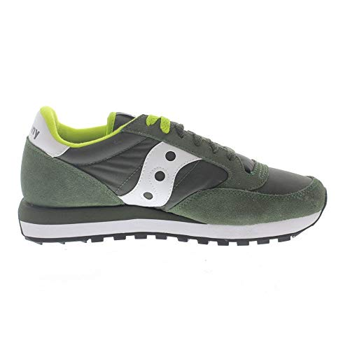 Original S2044 Saucony 5 Jazz 275 Scarpe Uomo 42 Verde Lime Sneakers ZtH4qPwHx