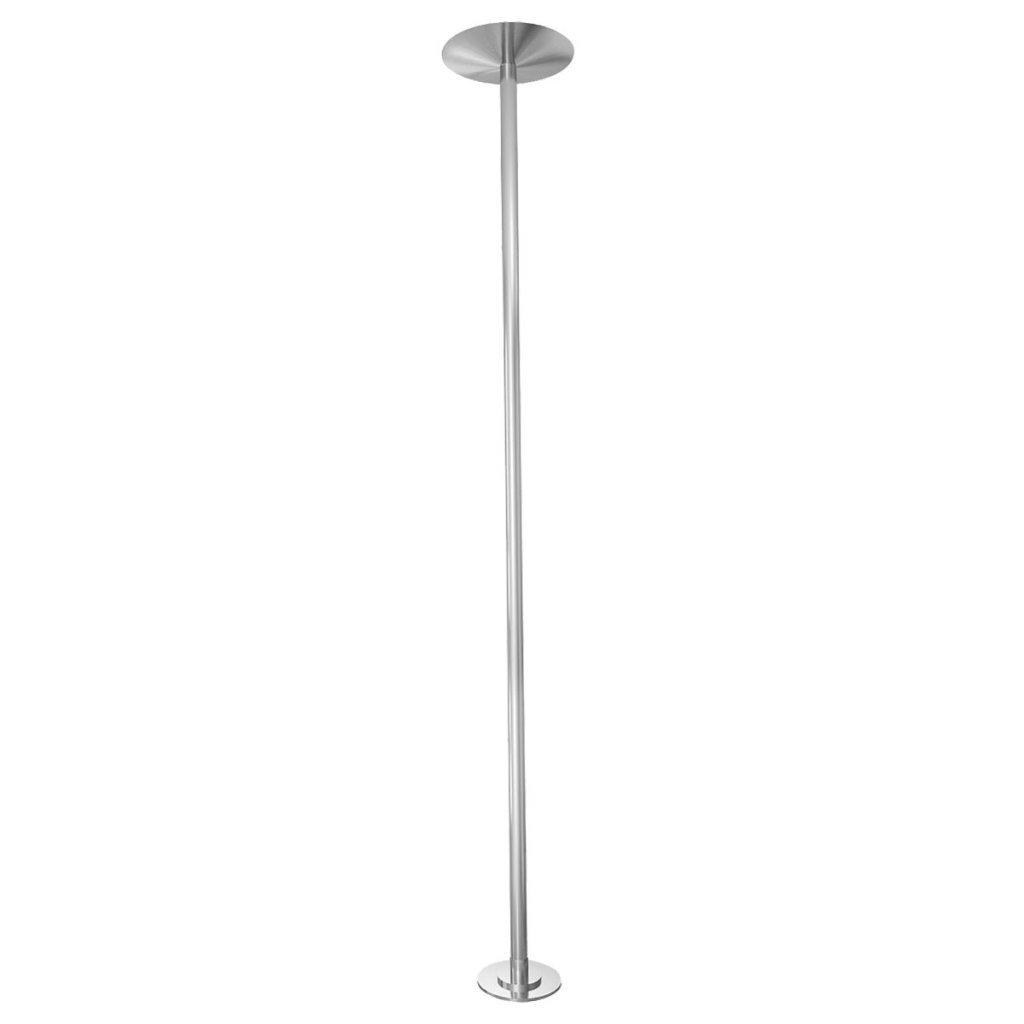 Festnight Professional 45mm Adjustable Dancing Pole Fitness Dance Pole Exercise Stripper Dancing Pole Static Spinning Exercise