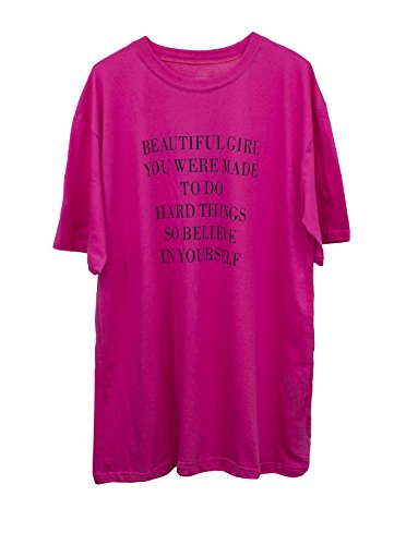 StylesILove Say Styles All Yours We Say You The Beautiful Girls Oversize T-Shirt ()