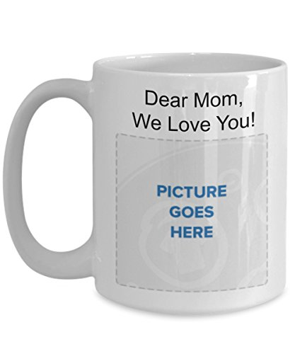 Personalized Mother's Day Gift - Coffee Mug For Mom - Happy