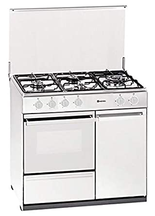 Cocina de gas Meireles E921W: 398.92: Amazon.es: Grandes ...