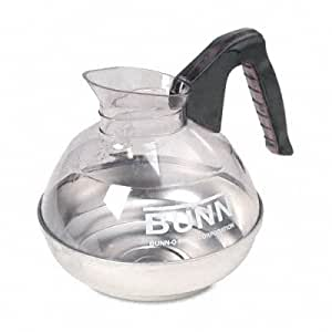 Bunn 6100 Easy Pour Replacement Decanter, Black, Garden, Lawn, Maintenance