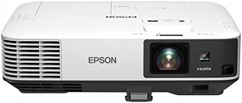 30//–/300 Epson eb-2055/5000/ANSI Lumen 3lcd Xga Bianco Proiettore di ufficio/ 0/ 1024/x 768 16: 10 16: 9 /0,8/&n Nero 4: 3 /vid/éo-projecteurs 762//–/7620/mm