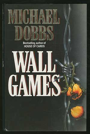 book cover of Wall Games