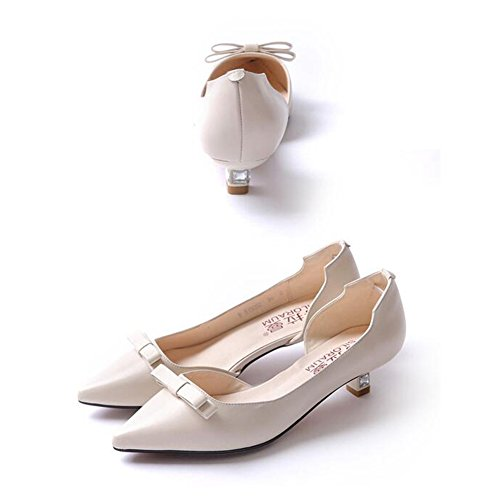 Sandals CJC Womens Ladies Low Middle High Heels Fashion Peep Toe Ankle Party Dating Casual Travel Shopping Work 3cm 46GHeHFGT
