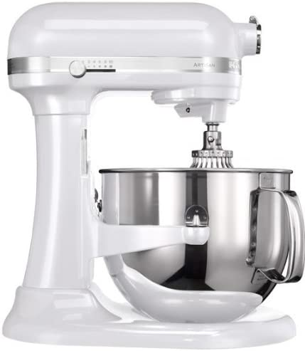 KitchenAid 5KSM7580X - Robot de cocina (Color blanco, Acero ...
