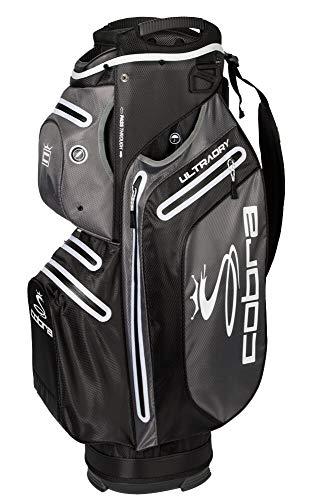 Cobra Golf 2019 Ultradry Cart Bag (Black)