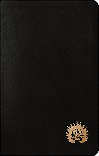 ESV Reformation Study Bible, Condensed Edition - Black, Genuine Leather (Gift)