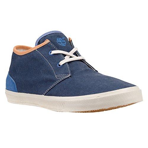 Timberland - Zapatillas de Correa para hombre Azul azul