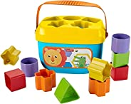 Fisher Price Baby's First Blocks Set, Shape-Sorting