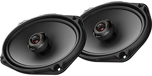 Pioneer TS-D69F D Series 6x9 2-Way car Speakers