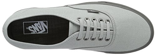 Vans UA Authentic, Zapatillas Para Hombre Gris (C And D High-rise/pewter)