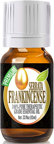 (Frankincense - 100% Pure, Best Therapeutic Grade Essential Oil - 10 ml )