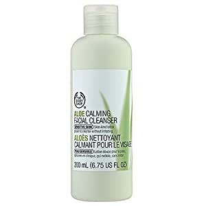 The Body Shop Aloe Calming Facial Cleanser 6.75 oz  (Packaging May Vary)