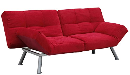 Dhp kaila sofa sleeper convertible futon bed with for Sofa bed jeddah