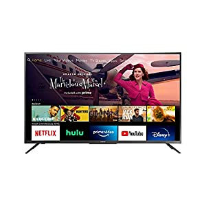 All-New Toshiba 50LF621U21 50-inch Smart 4K UHD with Dolby Vision - Fire TV Edition, Released 2020 10