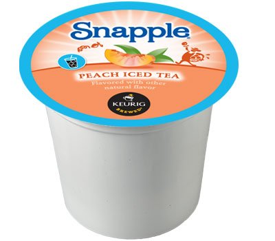 Snapple Peach Iced Tea K-Cups