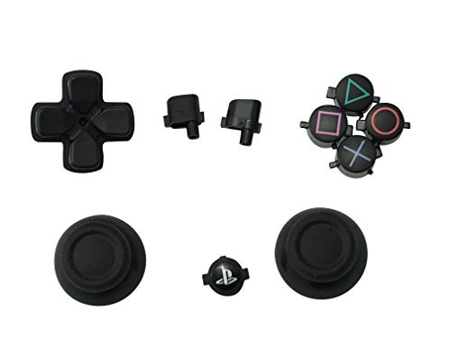 OEM Original Sony PS4 Controller Button Kit Repair Mod Thumbsticks, Dpad, Start/Share, PS Button, Square/Triange/Circle/X Playstation 4 Dualshock 4