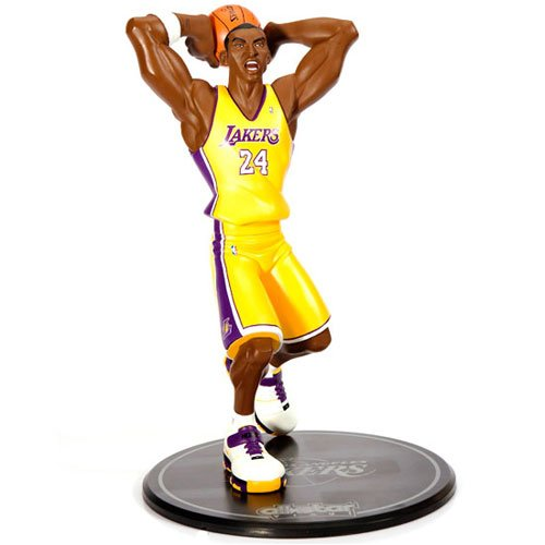 (Upper Deck Authenticated All Star Vinyl 10 Inch Figure Kobe Bryant)