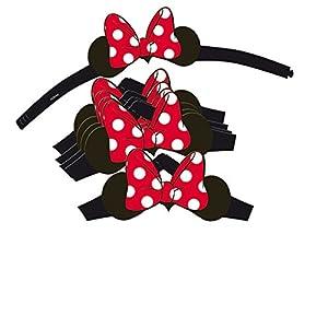 Minnie Mouse - Piñata Silueta lunares, 46X65 cm para ...