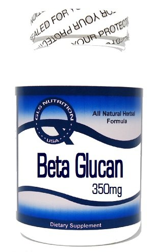 - Beta Glucan 350mg 180 Capsules ^GLS