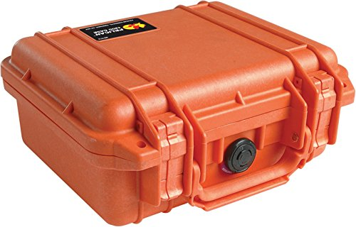 Pelican 1200 Case With Foam For Camera  -