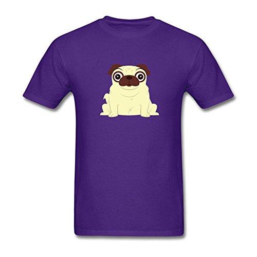 xieling-mens-pug-you-cute-design-cotton-t-shirt