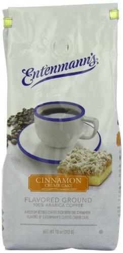 Entenmann#039s Ground Coffee Cinnamon Crumb Cake 10 Ounce