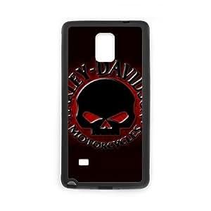 Samsung Galaxy Note 4 Harley-Davidson pattern design Phone Case HHL13DVSJ41749