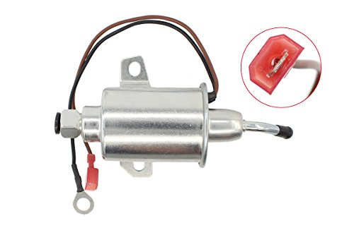 Electric Fuel Pump for Onan 4000 4Kw Gas RV Cummins Generator Microlite MicroQuiet Replaces Airtex E11007 A029F889 149-2311 149-2311-02 149-2311-01 149231101 by MOTOKU
