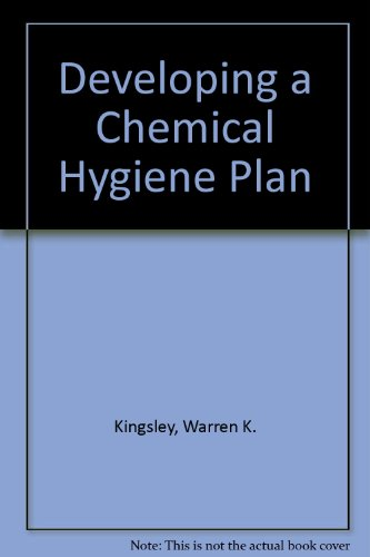 Developing a Chemical Hygiene Plan (Manufacturing Kingsley)