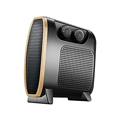 DZSF 220V 1500W Heater Portable Mini Electric Heater Electric Home Heater Fan Handy Air Warmer Silent Home Office Handy Heater