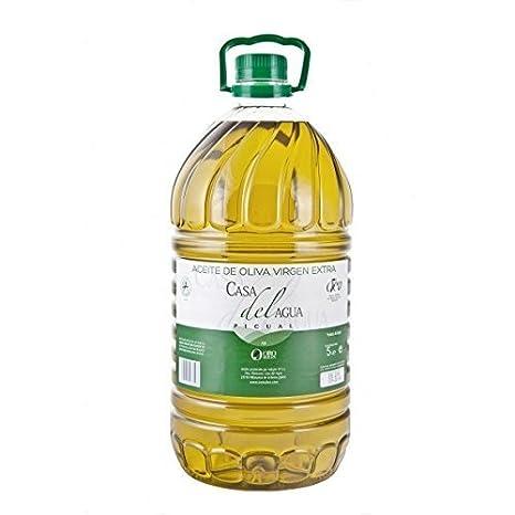 new style 527ed 08fed Natives Olivenöl Extra - Oro Bailen - Casa del Agua - Karaffe 5 Liter  wirtschaftlich Format