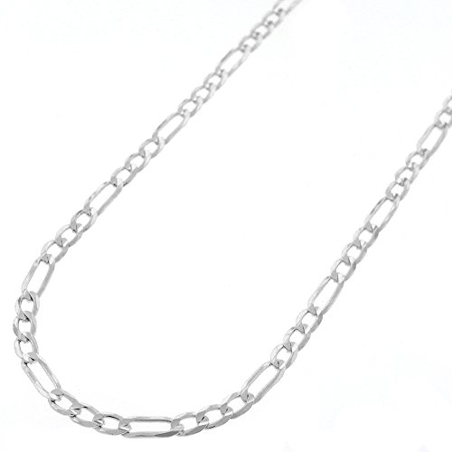 Sterling Silver Figaro ITProLux Necklace product image